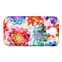 Colorful Succulents Samsung Galaxy S4 Classic Hardshell Case (PC+Silicone) View1
