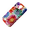 Colorful Succulents Samsung Galaxy S4 Classic Hardshell Case (PC+Silicone) View4