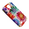 Colorful Succulents Samsung Galaxy S4 Classic Hardshell Case (PC+Silicone) View5