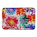 Colorful Succulents Samsung Galaxy Tab 2 (7 ) P3100 Hardshell Case  View1