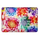 Colorful Succulents Amazon Kindle Fire HD (2013) Hardshell Case View1