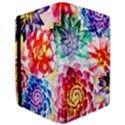 Colorful Succulents iPad Air Flip View3