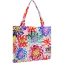 Colorful Succulents Mini Tote Bag View2