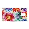 Colorful Succulents Samsung Galaxy Note 4 Hardshell Case View1