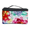 Colorful Succulents Cosmetic Storage Case View1