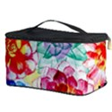 Colorful Succulents Cosmetic Storage Case View3