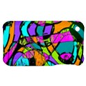 Abstract Sketch Art Squiggly Loops Multicolored Apple iPhone 3G/3GS Hardshell Case View1