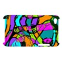 Abstract Sketch Art Squiggly Loops Multicolored Apple iPod Touch 4 View1