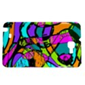 Abstract Sketch Art Squiggly Loops Multicolored Samsung Galaxy Note 1 Hardshell Case View1