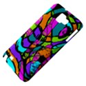 Abstract Sketch Art Squiggly Loops Multicolored Samsung Galaxy Note 1 Hardshell Case View4