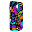 Abstract Sketch Art Squiggly Loops Multicolored Samsung Galaxy Nexus i9250 Hardshell Case  View2