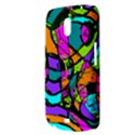 Abstract Sketch Art Squiggly Loops Multicolored Samsung Galaxy Nexus i9250 Hardshell Case  View3