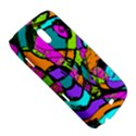 Abstract Sketch Art Squiggly Loops Multicolored Samsung Galaxy Nexus i9250 Hardshell Case  View5