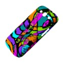 Abstract Sketch Art Squiggly Loops Multicolored Samsung Galaxy S III Hardshell Case  View4