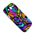 Abstract Sketch Art Squiggly Loops Multicolored Samsung Galaxy S III Hardshell Case  View5