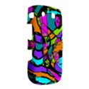 Abstract Sketch Art Squiggly Loops Multicolored Torch 9800 9810 View2