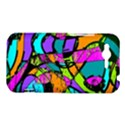 Abstract Sketch Art Squiggly Loops Multicolored HTC Rhyme View1