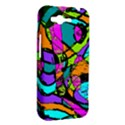 Abstract Sketch Art Squiggly Loops Multicolored HTC Rhyme View2