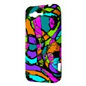 Abstract Sketch Art Squiggly Loops Multicolored HTC Rhyme View3