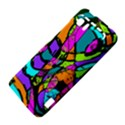 Abstract Sketch Art Squiggly Loops Multicolored HTC Vivid / Raider 4G Hardshell Case  View4