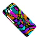 Abstract Sketch Art Squiggly Loops Multicolored HTC Vivid / Raider 4G Hardshell Case  View5