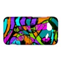 Abstract Sketch Art Squiggly Loops Multicolored HTC Droid Incredible 4G LTE Hardshell Case View1