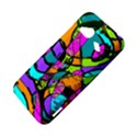 Abstract Sketch Art Squiggly Loops Multicolored HTC Droid Incredible 4G LTE Hardshell Case View4