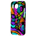 Abstract Sketch Art Squiggly Loops Multicolored HTC Desire HD Hardshell Case  View3