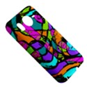 Abstract Sketch Art Squiggly Loops Multicolored HTC Desire HD Hardshell Case  View5