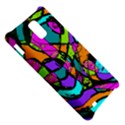 Abstract Sketch Art Squiggly Loops Multicolored Samsung Infuse 4G Hardshell Case  View5