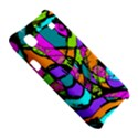 Abstract Sketch Art Squiggly Loops Multicolored Samsung Galaxy S i9000 Hardshell Case  View5