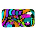 Abstract Sketch Art Squiggly Loops Multicolored Samsung Galaxy Ace S5830 Hardshell Case  View1