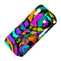 Abstract Sketch Art Squiggly Loops Multicolored Samsung Galaxy Ace S5830 Hardshell Case  View4