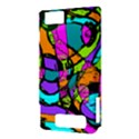 Abstract Sketch Art Squiggly Loops Multicolored Motorola DROID X2 View3
