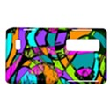 Abstract Sketch Art Squiggly Loops Multicolored LG Optimus Thrill 4G P925 View1