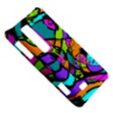 Abstract Sketch Art Squiggly Loops Multicolored LG Optimus Thrill 4G P925 View5