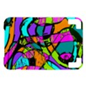 Abstract Sketch Art Squiggly Loops Multicolored Kindle 3 Keyboard 3G View1