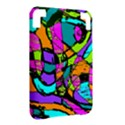 Abstract Sketch Art Squiggly Loops Multicolored Kindle 3 Keyboard 3G View2