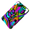 Abstract Sketch Art Squiggly Loops Multicolored Kindle 3 Keyboard 3G View4