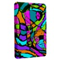 Abstract Sketch Art Squiggly Loops Multicolored Kindle Fire (1st Gen) Hardshell Case View2