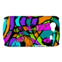 Abstract Sketch Art Squiggly Loops Multicolored Samsung Galaxy Nexus S i9020 Hardshell Case View1