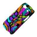 Abstract Sketch Art Squiggly Loops Multicolored Samsung Galaxy Nexus S i9020 Hardshell Case View4
