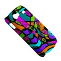 Abstract Sketch Art Squiggly Loops Multicolored Samsung Galaxy Nexus S i9020 Hardshell Case View5