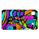 Abstract Sketch Art Squiggly Loops Multicolored Samsung Galaxy S i9008 Hardshell Case View1