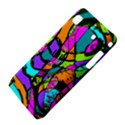 Abstract Sketch Art Squiggly Loops Multicolored Samsung Galaxy S i9008 Hardshell Case View4