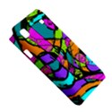 Abstract Sketch Art Squiggly Loops Multicolored Samsung Galaxy S i9008 Hardshell Case View5