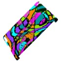 Abstract Sketch Art Squiggly Loops Multicolored Apple iPad 2 Hardshell Case (Compatible with Smart Cover) View4