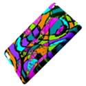 Abstract Sketch Art Squiggly Loops Multicolored Apple iPad 3/4 Hardshell Case View4