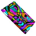 Abstract Sketch Art Squiggly Loops Multicolored Apple iPad 3/4 Hardshell Case (Compatible with Smart Cover) View5