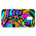 Abstract Sketch Art Squiggly Loops Multicolored Samsung Galaxy S II Skyrocket Hardshell Case View1